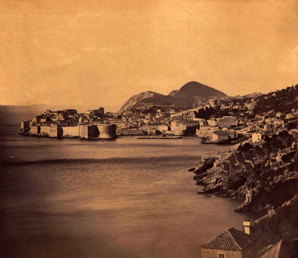 Tomaso Burato Grad 1860-tih